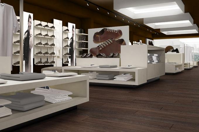 allestimento e arredamento negozi catania palermo