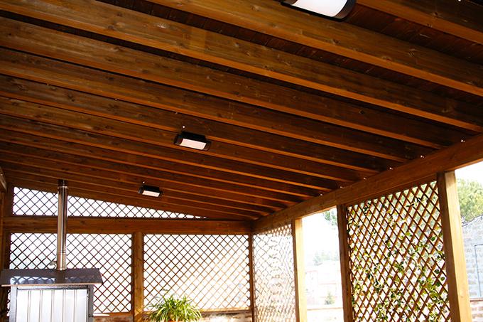Tettoie e coperture in legno catania palermo for Pannelli in legno lamellare prezzi