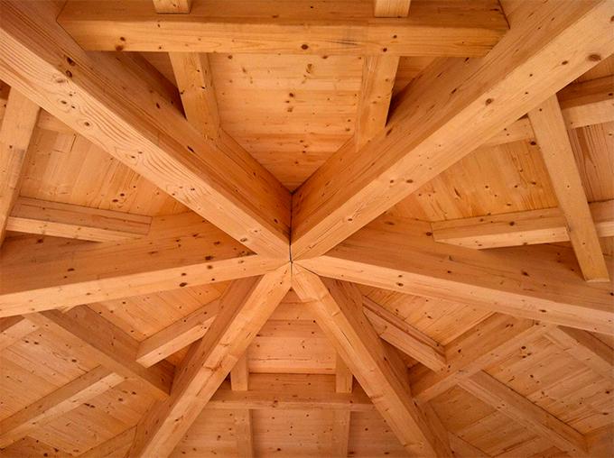 Tettoie e coperture in legno Catania  Palermo  Caltanissetta  Enna
